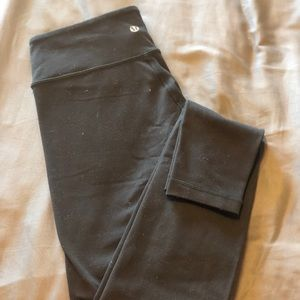 Lululemon Skinny Leggings
